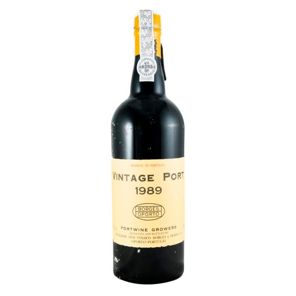 Porto Borges Vintage, 1989