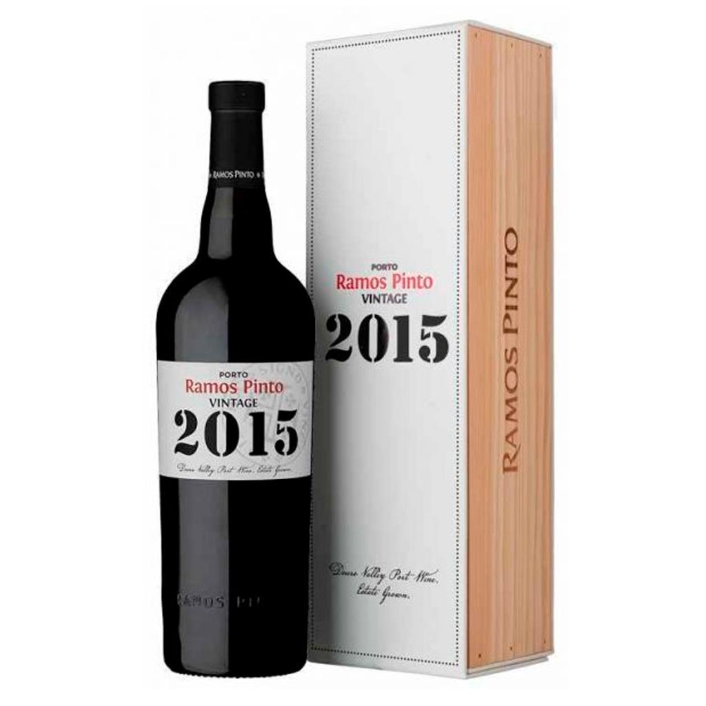 Vinho do Porto Ramos Pinto Vintage, 2015