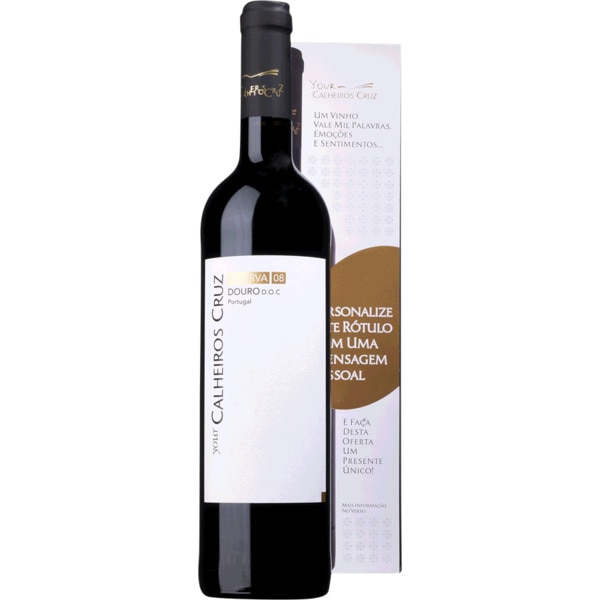 Vinho Your Calheiros Cruz Reserva Tinto, 2008