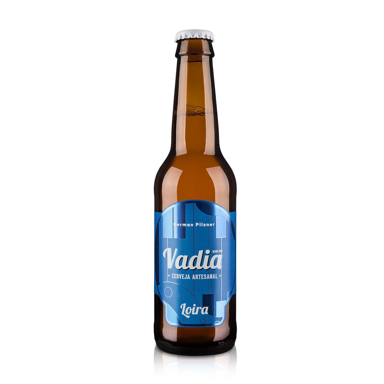 Cerveja Vadia Loira 33CL