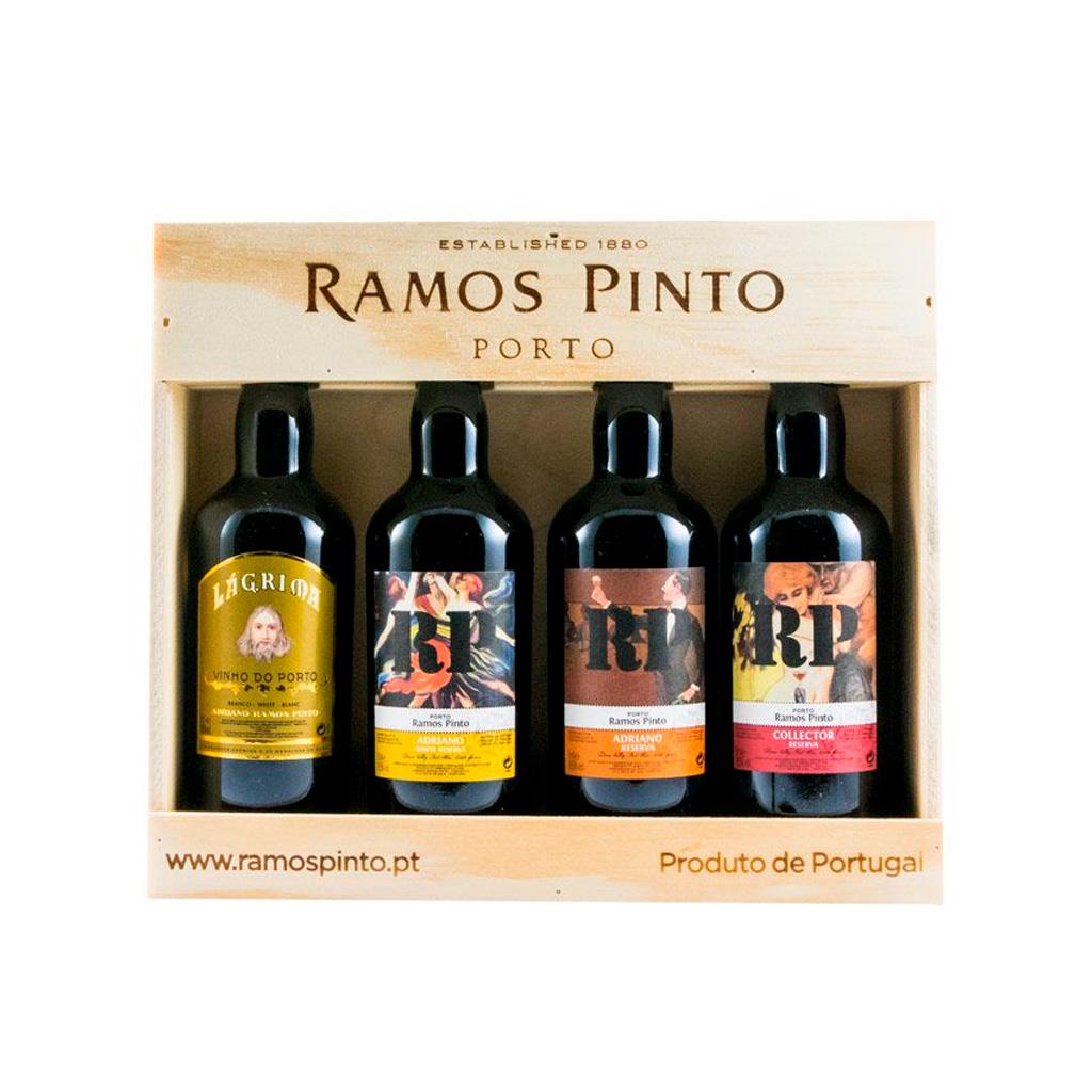 Ramos Pinto Wooden Box