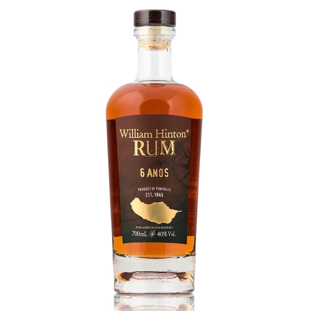 Rum da Madeira William Hinton 6 Anos