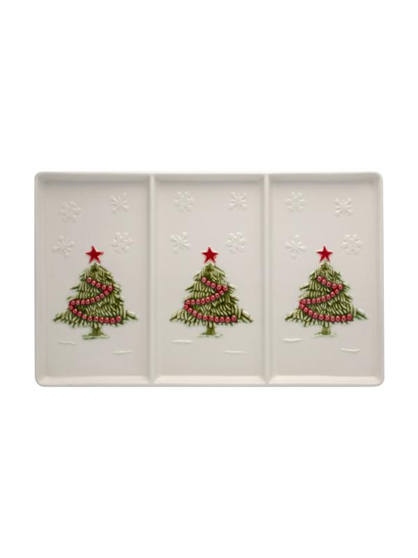 Natal - Bandeja 3 Divisões 34