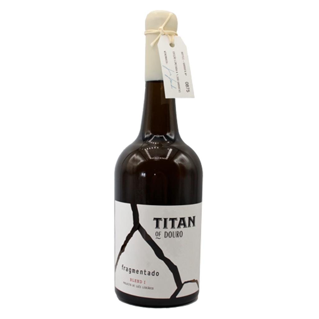 Titan Fragmentado Branco Blend 1