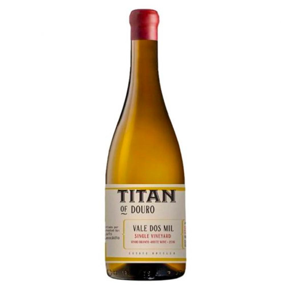 "Titan of Douro Singlevineyard ""Vale dos Mil"" Branco, 2017"