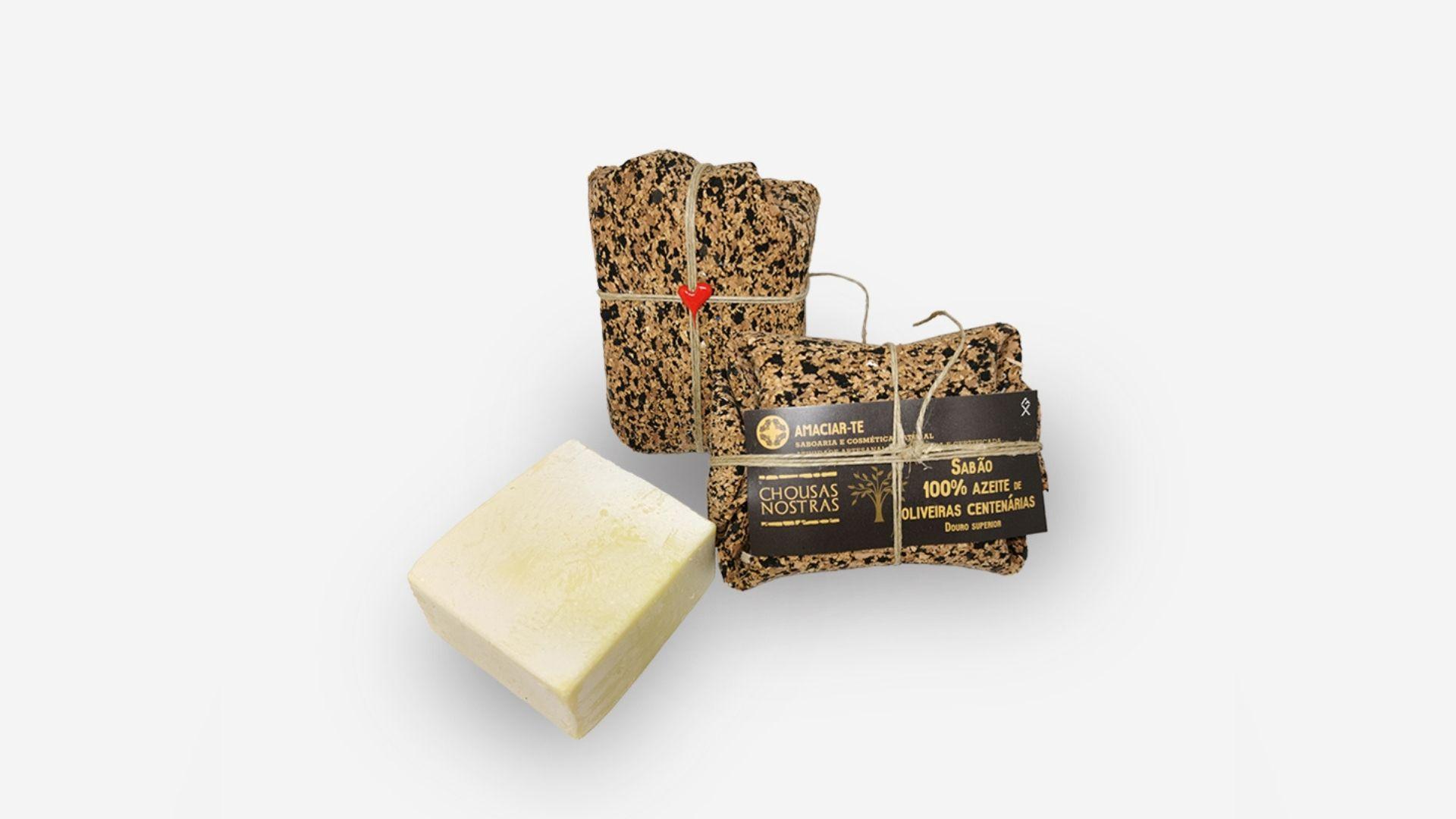Edição Especial - Sabonete 100% Azeite Chousas Nostras