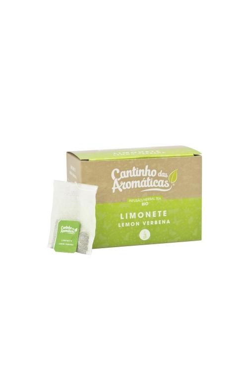 Limonete – Infusão Bio em saquetas