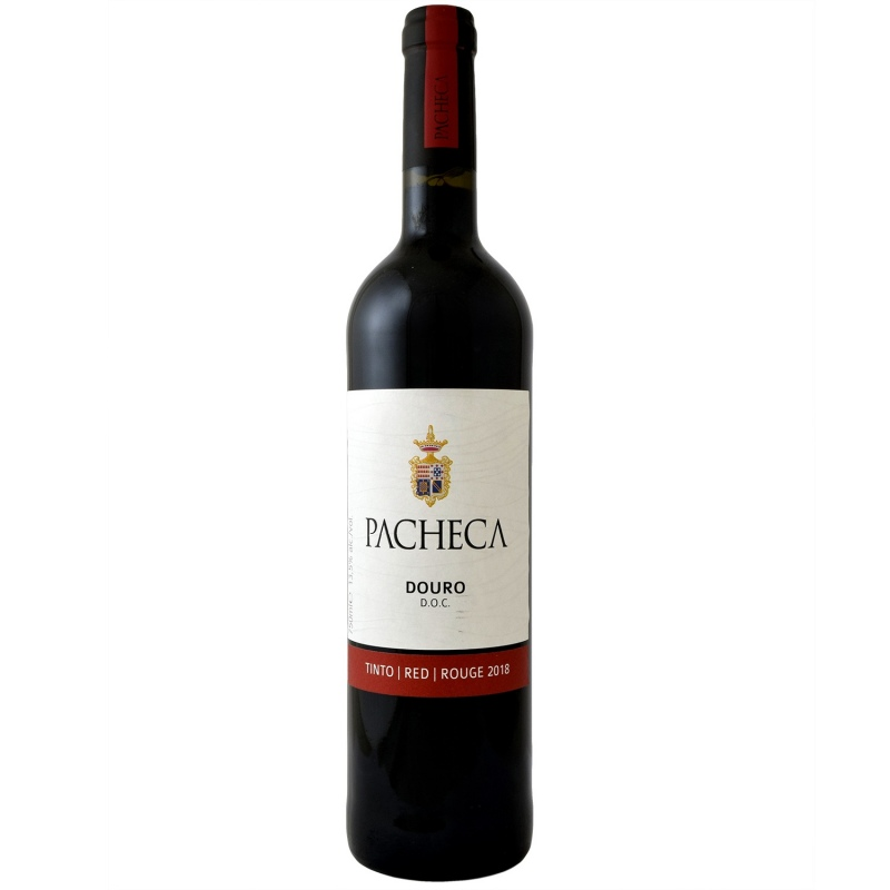 Vinho Quinta da Pacheca Tinto, 2018