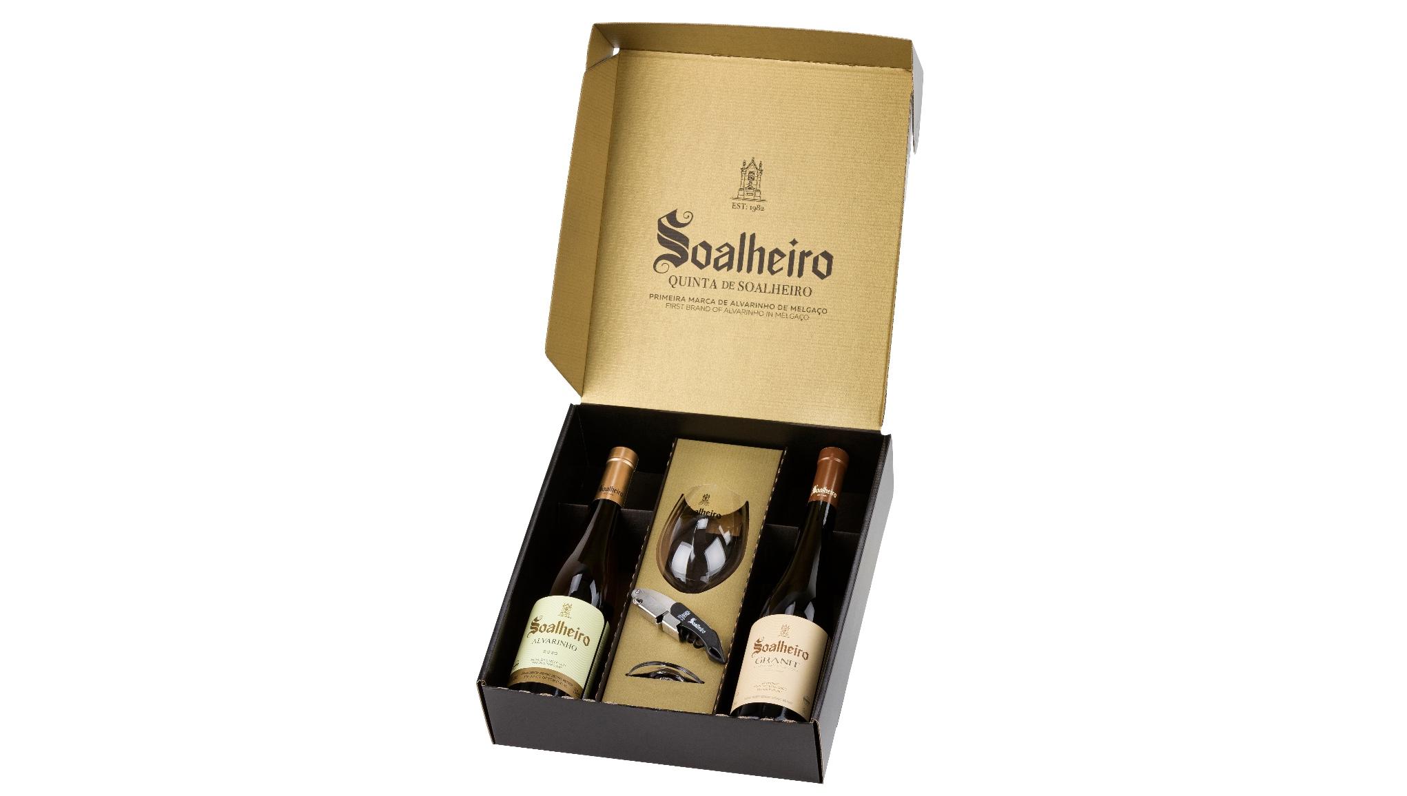 Pack Soalheiro + Granit