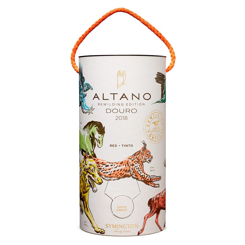 Altano Rewilding Edition Bag-In-Tube Tinto, 2018
