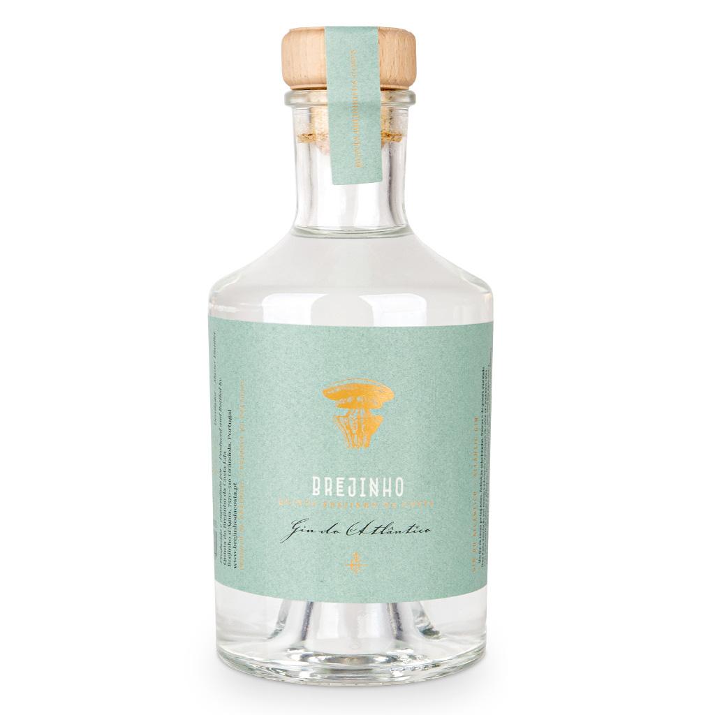 Gin do Atlântico - Brejinho da Costa