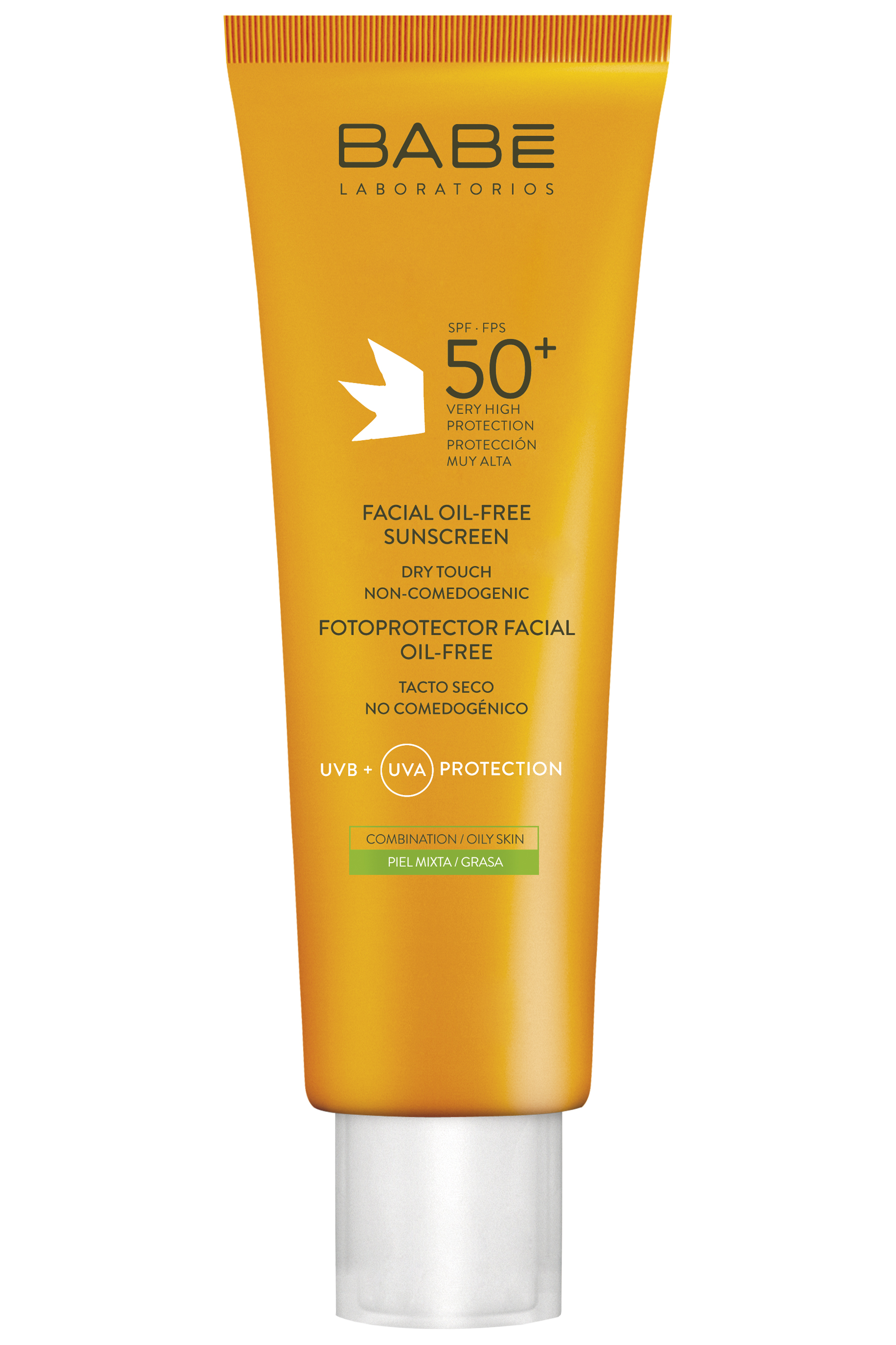 Fotoprotector facial oil free SPF50 50ml