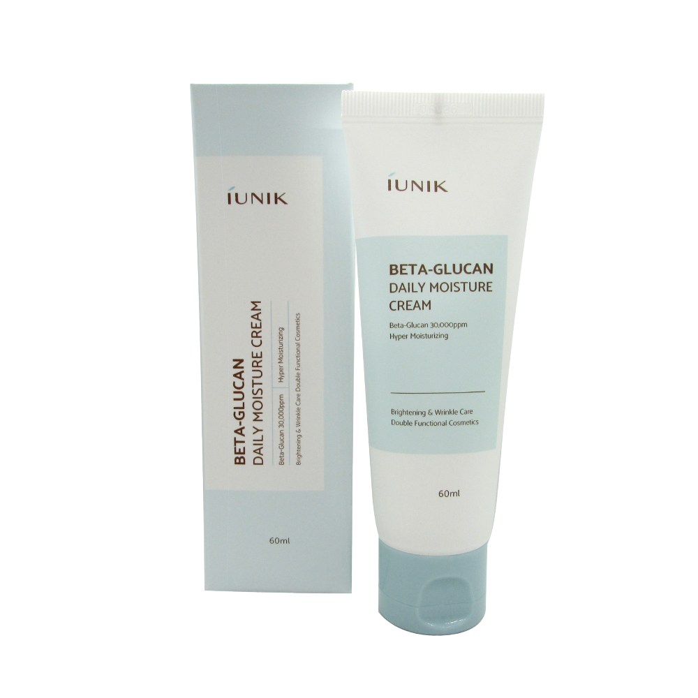 Crema facial Beta Glucano 60 ml