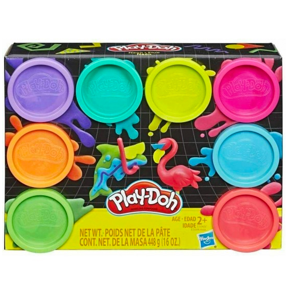 Play-Doh 8 pack
