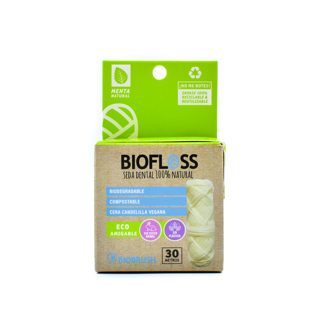 Seda dental Biofloss 100% Biodegradable