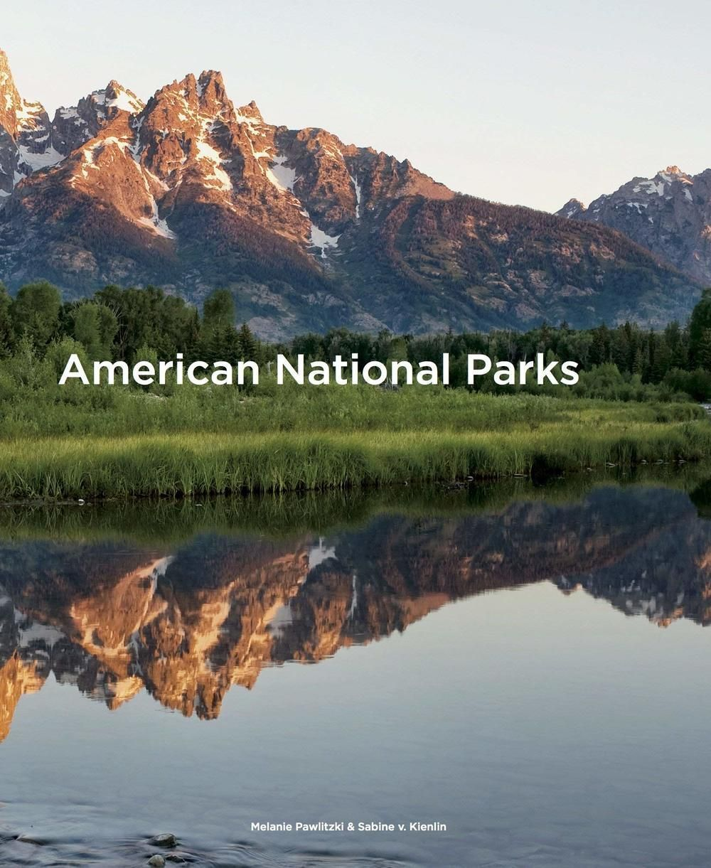 Libro paises - american national parks