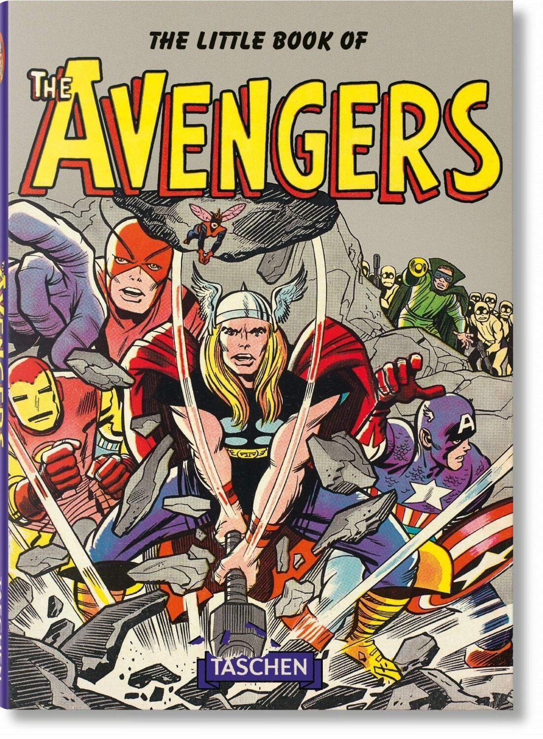 Libro pi - the little book of -  avengers