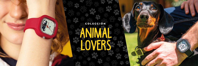 Relojes Animal Lovers