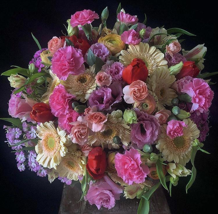 Ramo de Flores de 60 varas