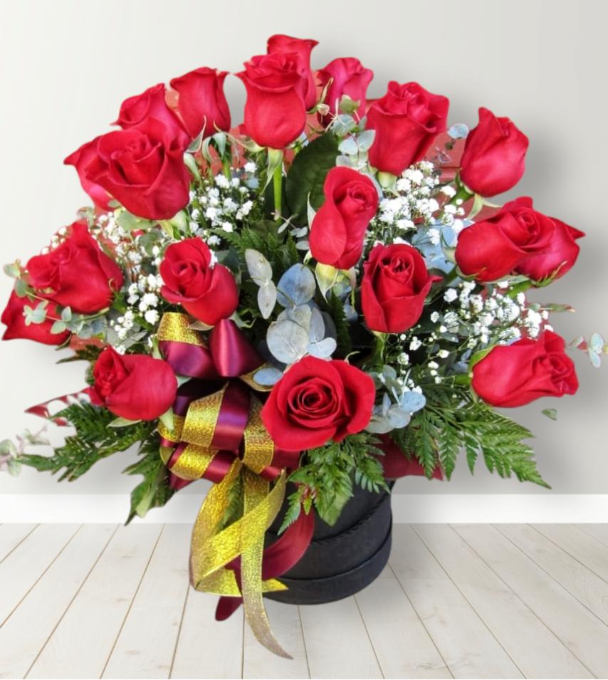 Box de 24 Rosas