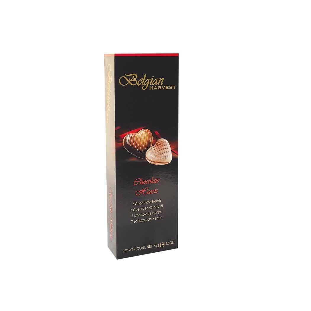 Chocolate Belgian Harvest Seashells