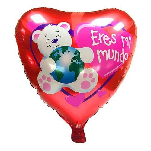 "Globo ""Eres Mi Mundo"""