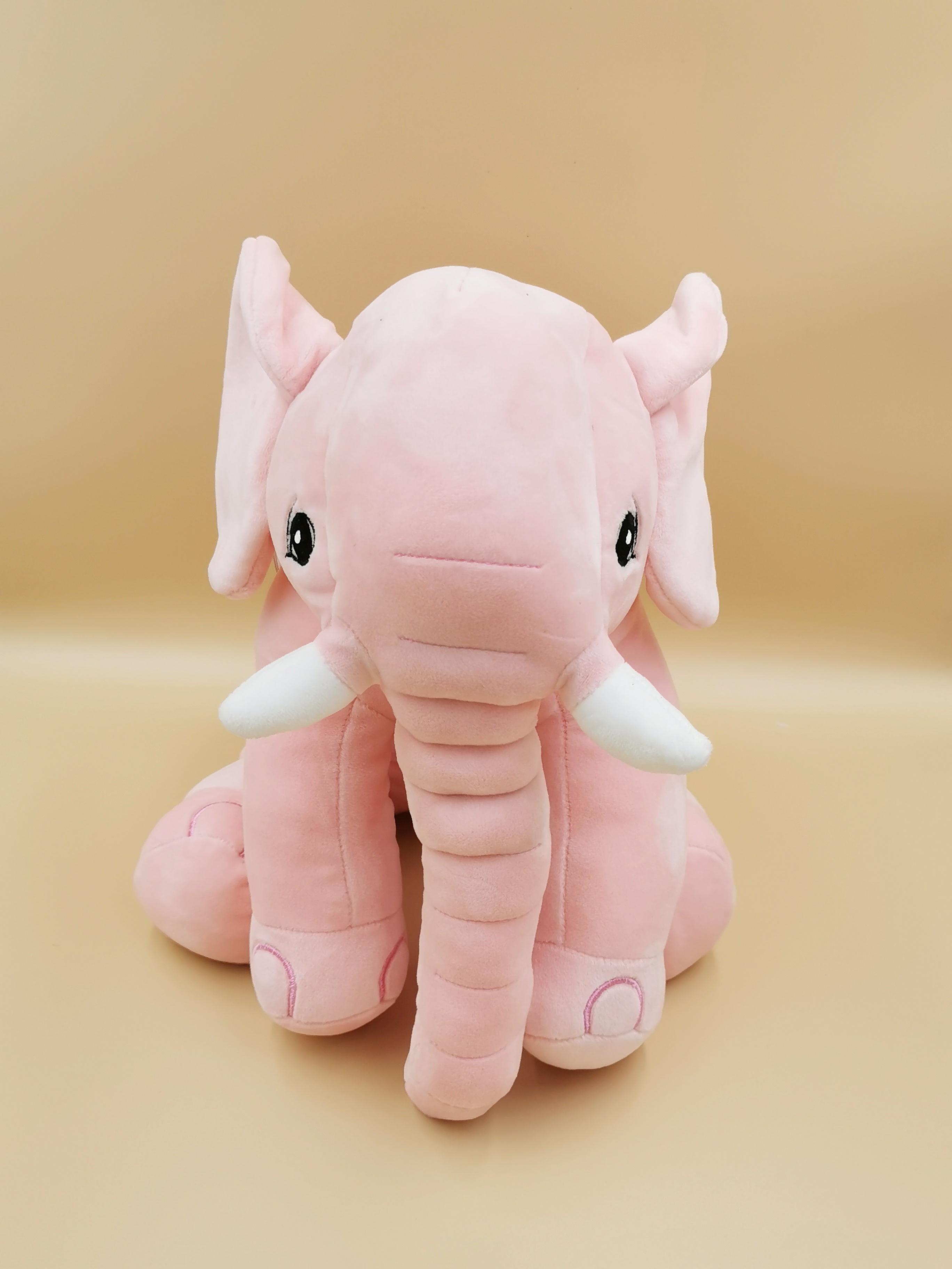 Elefante de Peluche recién Nacido (Ñiña)