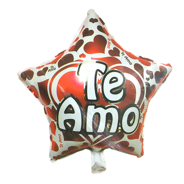 """Globo """"Te Amo"""""""