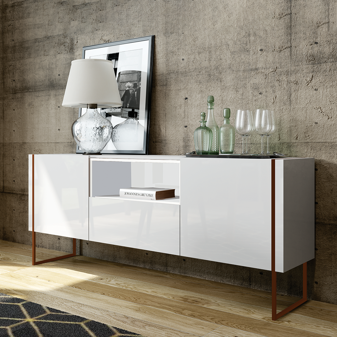 Buffet Vesta Blanco 1.8 - Image 1