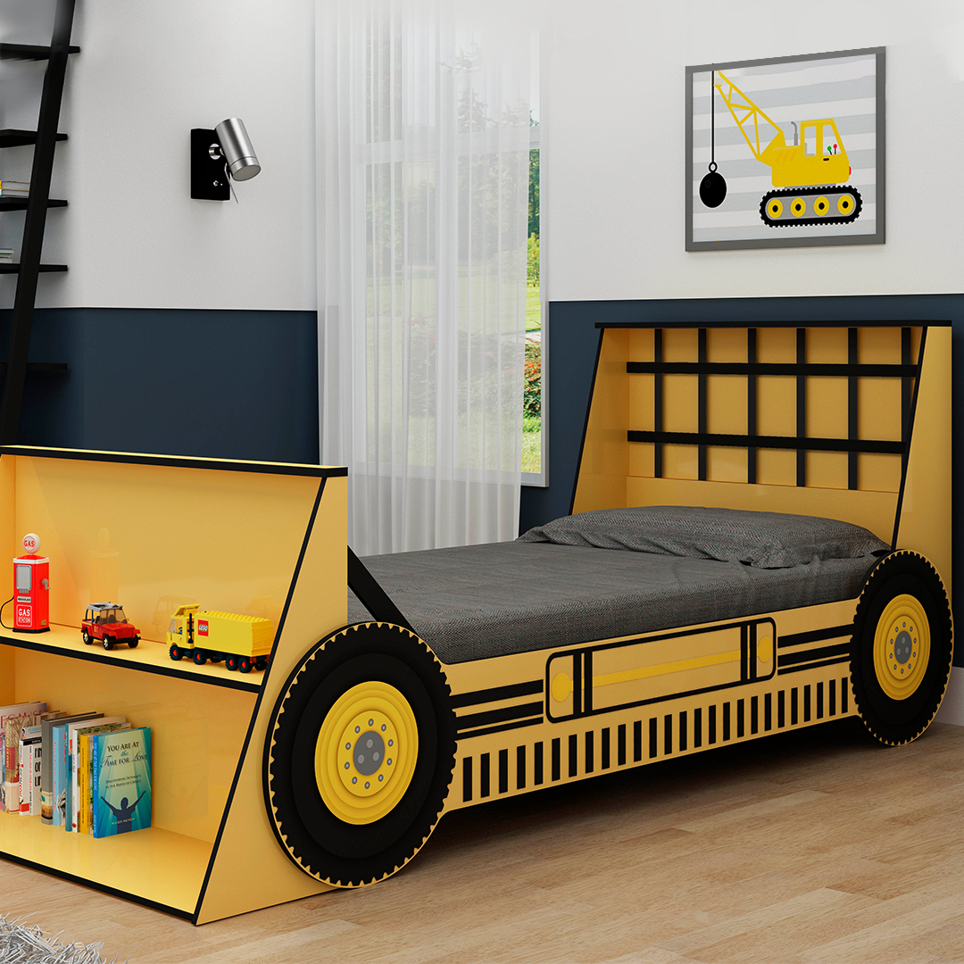 Cama Tractor - Image 1