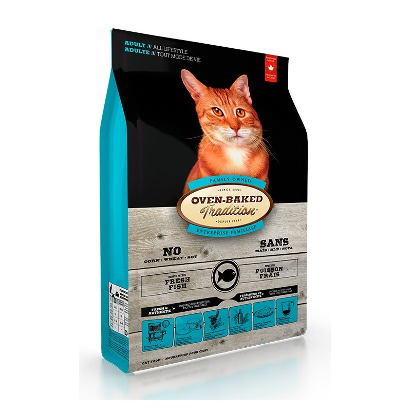 Oven-Baked Tradition Cat Fish 2,27 Kg