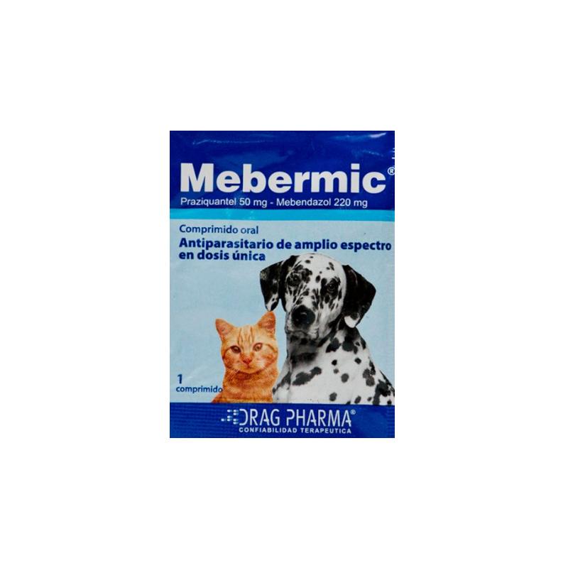 Mebermic Antiparasitario Interno