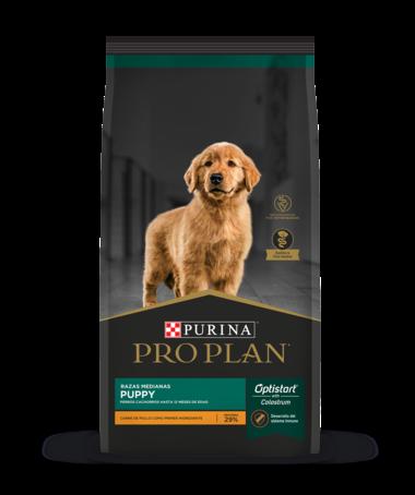 Pro Plan Puppy Complete Raza Mediana 3 Kg