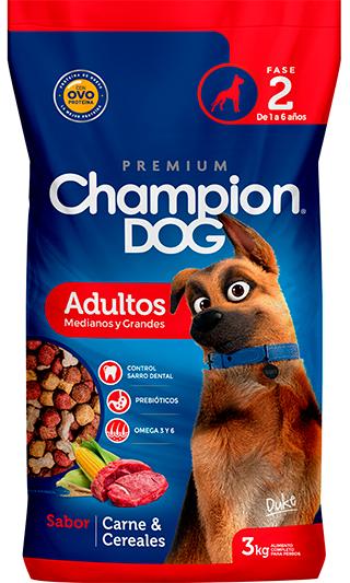 Champion Dog Adulto 18 Kg