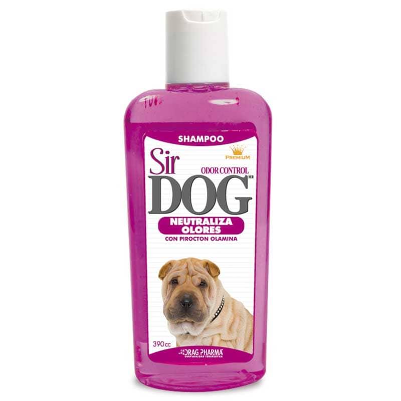 Shampoo Sir Dog Neutraliza olores