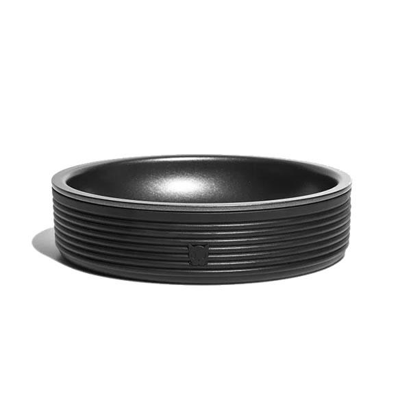 Comedero ZeeCat Duo Bowl Black