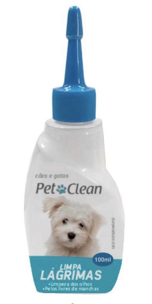 Pet Clean Limpiador de Lagrimas Perros y Gatos 100ml