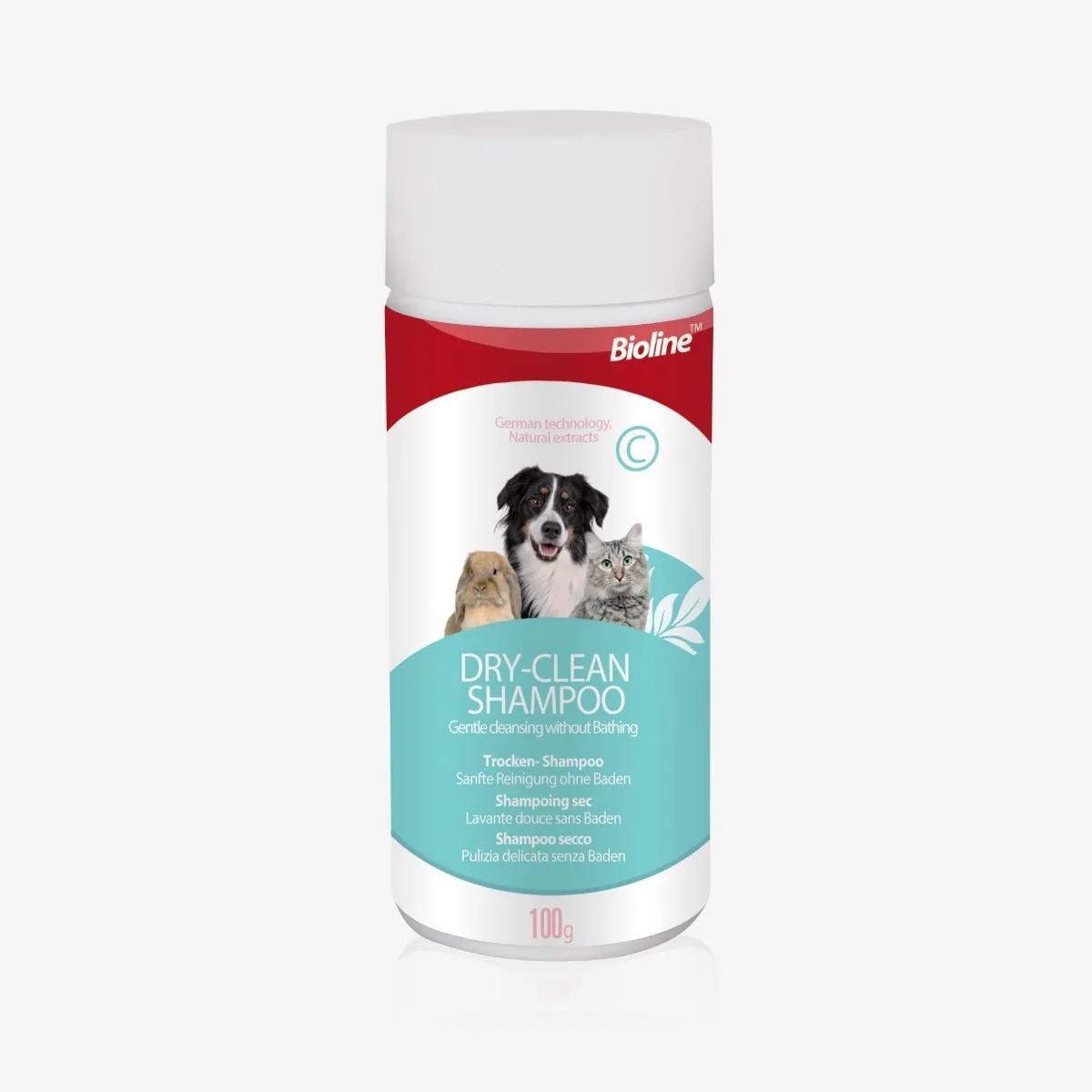 Bioline Shampoo Seco Dry-Clean 100g