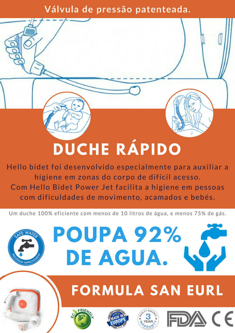 Catalogo Hello Bidet Portugues
