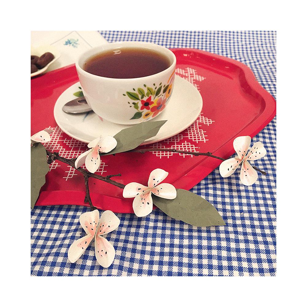 Video/Tutorial Flores y hojas de papel