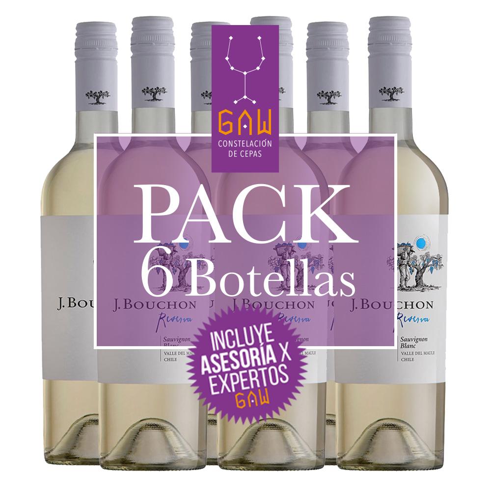 Pack Bouchon Reserva / Sauvignon Blanc