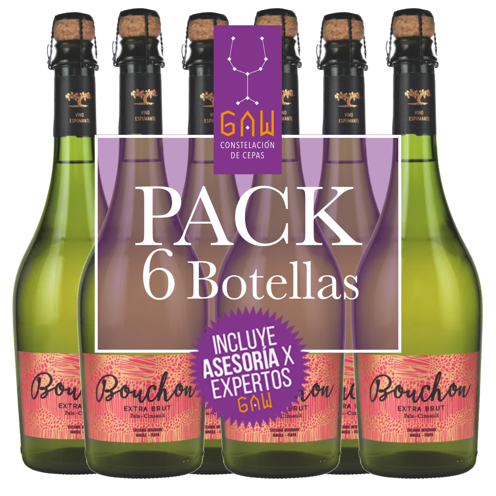 Pack Bouchon Espumante / Extra Brut