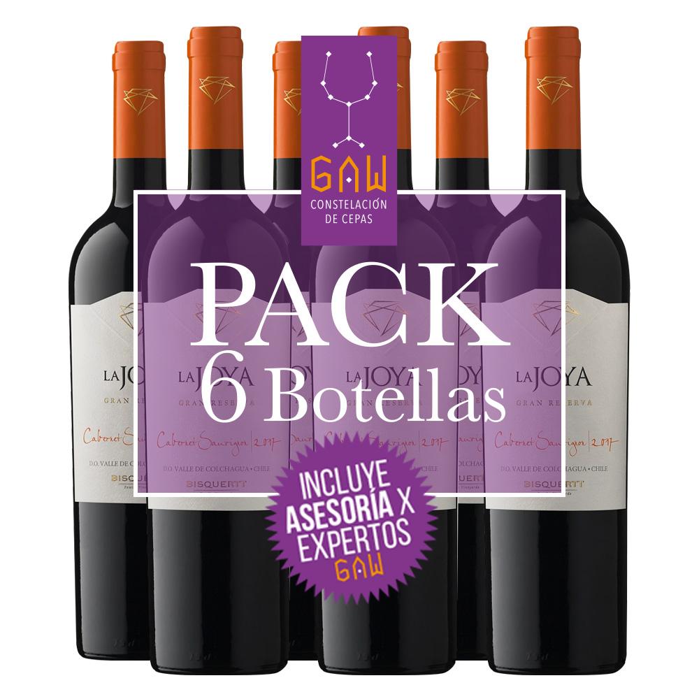 Pack La Joya Gran Reserva / Cabernet Sauvignon