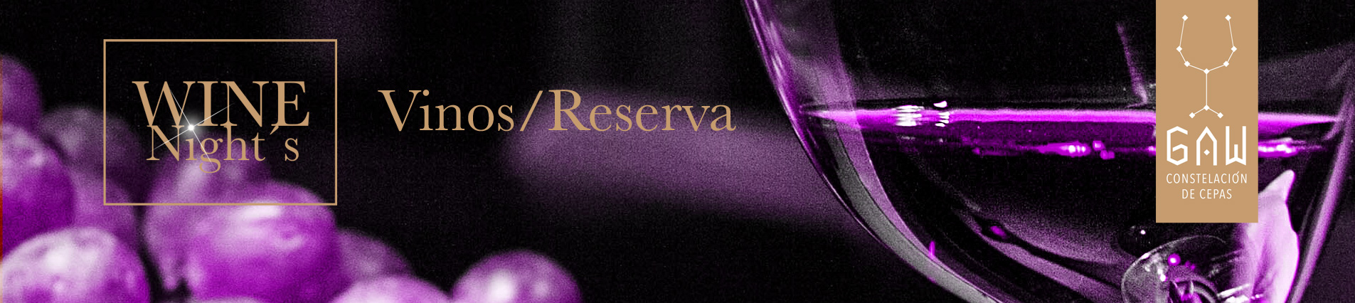 Vinos Reserva