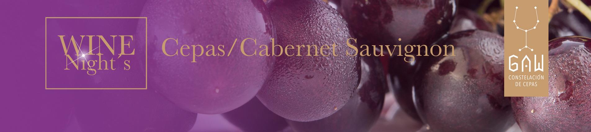Cepas Cabernet Sauvignon