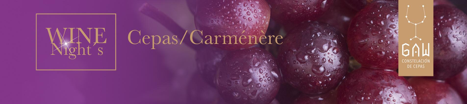 Cepas Carménère