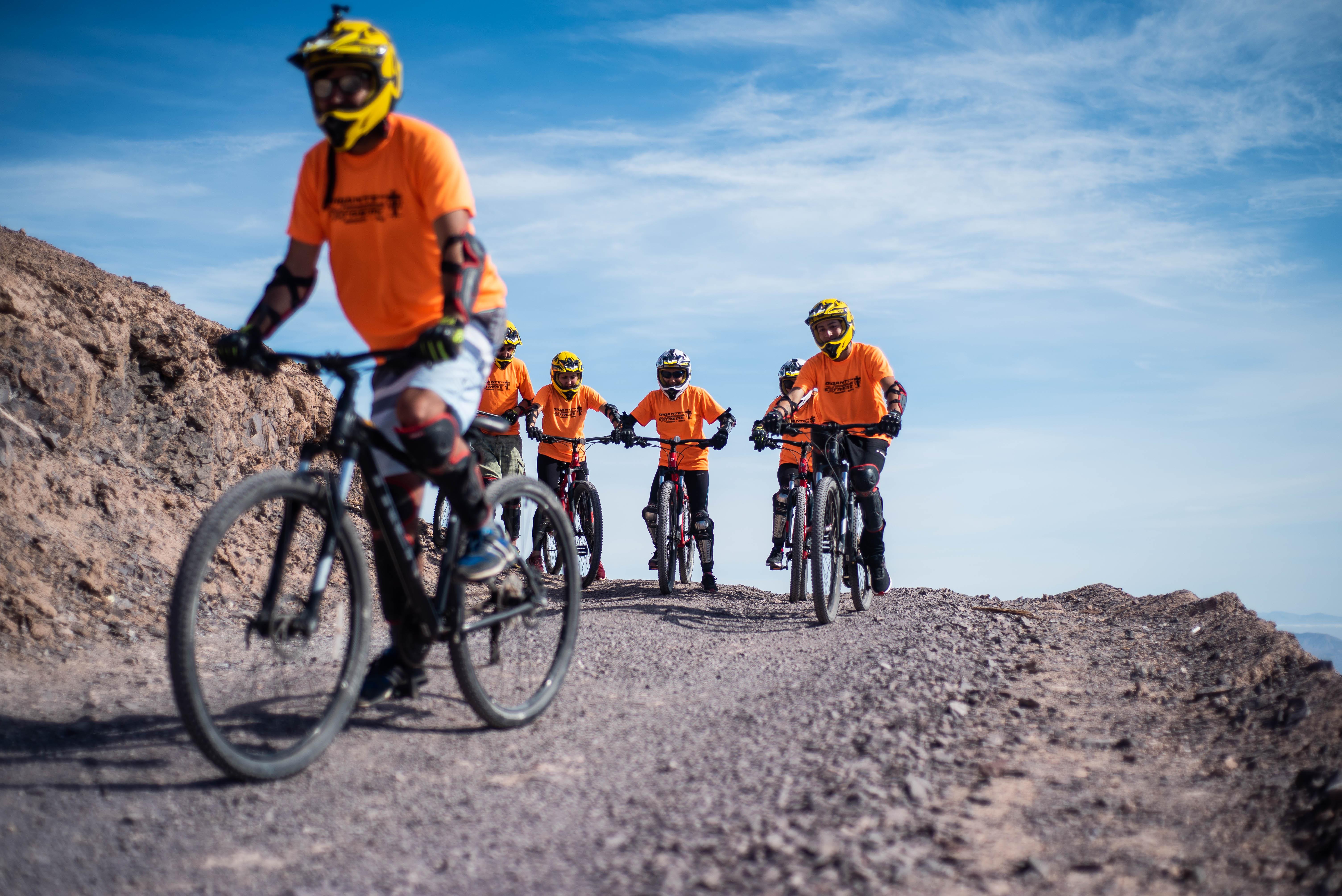 Consejos para salir con la bicicleta de montaña