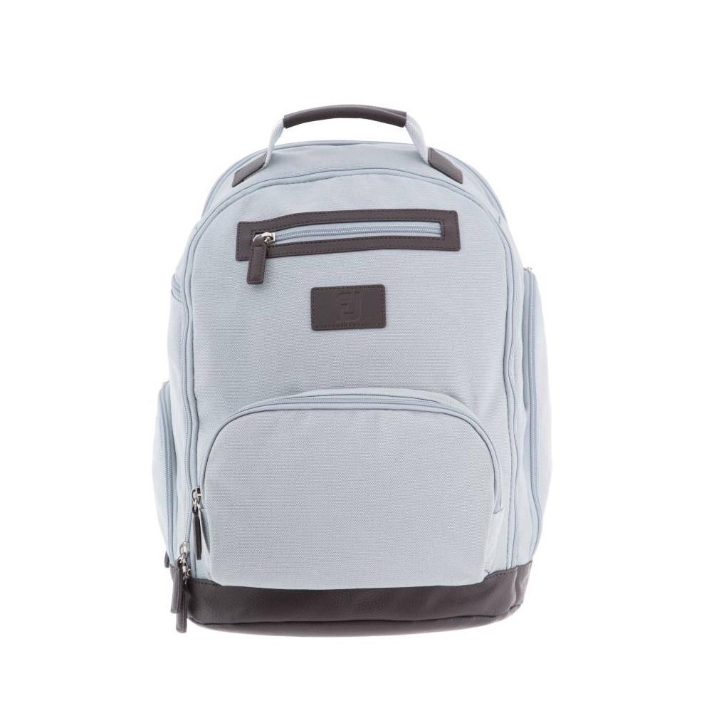 FJ Canvas Backpack Grey