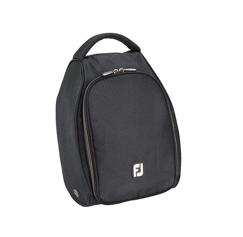 FJ Nylon Shoe Bag Black