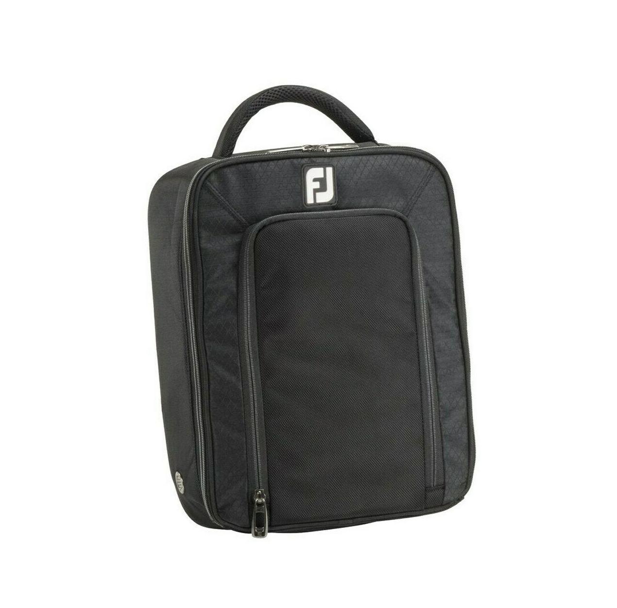 FJ Deluxe  Shoe Bag Black Nylon